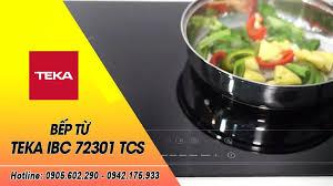Bếp từ đôi Teka IBC 72301 sản xuất Trung Quốc, bếp từ, bếp điện từ, bếp