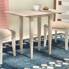 Mistana Lynn Solid Wood Dining Table Reviews Wayfair