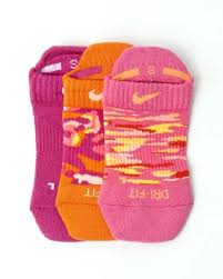 solar bright 3 pack fit graphic socks pink solar bright citrus very pink bright solar lights