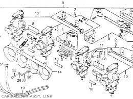 carburetor y 2 for cb750k7 four