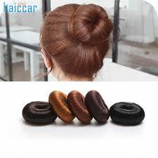 <b>New</b> HAICAR <b>1PC Hot</b> Women Synthetic Fiber Hair Bun Fashion ...