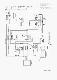 Murray riding lawn mower wiring diagram 2