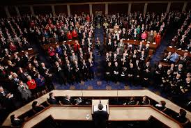 Joint Session Of Congress Seating Chart The Presidents Annual State Of The Union Address Explained