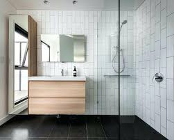 Ikea Bathroom Design Inspiration For A Mid Sized Contemporary White
