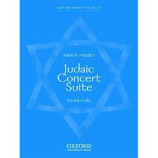 Judaic Concert Suite - Minsky, Aaron