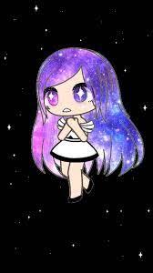 Galaxy gacha, gach, girl, star, HD ...