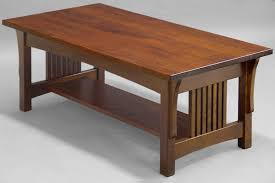 Style Coffee Table Mission Style Coffee Table Zab Living