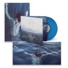 WONDER LIMITED BLUE VINYL w/ FOLDOUT POSTER – Shawn Mendes