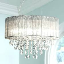 modern mini chandelier hanging bathroom light fixtures elegant vintage modern crystal mini chandelier drum shade for