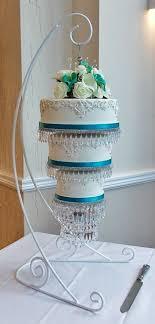 hanging chandelier wedding cake on cake central