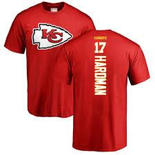 T-shirt Red Chiefs Kansas - Nfl Nike City Backer Mecole Hardman 17 cebffaabdca Madden 19 Rosters