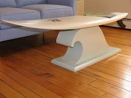 surfboard furniture. Surfboard Coffee Table Diy Pinteres Throughout Idea 7 Furniture