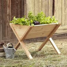 building a raised garden bed with legs 56 best pots and planters images on
