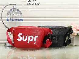 SUPR <b>PUNK Designer</b> Waist Bags Wallet Mens Fashion <b>Luxury</b> ...