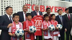 Fc bayern munich was founded by members of a munich gymnastics club (mtv 1879). This Is How The Fc Bayern Is Committing To China