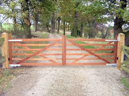 wooden farm fence. Wooden Gates Driveway Field And Garden With Regard To Dimensions 2048 X 1536 Farm Fence