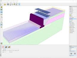 Counterfort Retaining Wall Design Software Gravity Wall Geotechnical Software Geo5 Fine