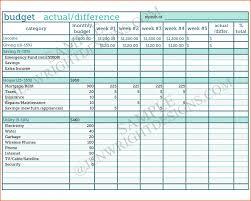 sample household budget sample household budget spreadsheet sample household budget