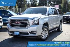 2018 gmc c7500.  gmc new 2018 gmc yukon xl sle satellite radio and backup camera for sale in  port coquitlam with gmc c7500