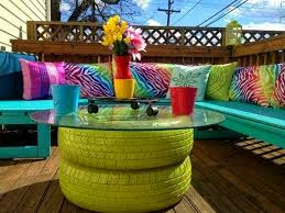 funky patio furniture. 20 Amazing DIY Garden Furniture Ideas Patio Outdoor Modern Style Funky Best