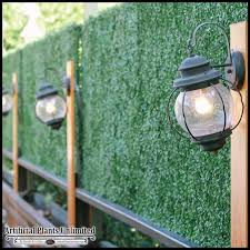 artificial green walls outdoor to enlarge