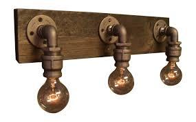 vintage looking lighting. Industrial Look Lighting Fixtures. Farmhouse Light Reclaimed Woodial Style Bathroom Fixtures Uk Vintage Looking A