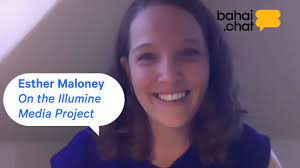 Esther Maloney on the Illumine Media Project - YouTube