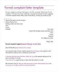 letter of complaint claim letter sample formal letters complaint  letter of complaint claim letter sample formal letters complaint word documents letter complaint to