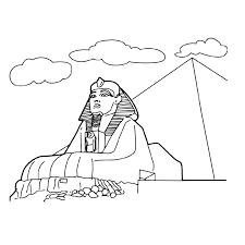 Egypte Kleurplaten Kleurplatenpaginanl Boordevol Coole Kleurplaten
