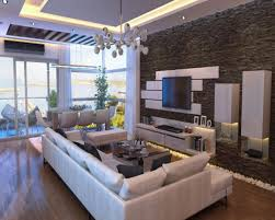 living room with stone fireplace. contemporary gray living room furniture stone fireplace vine trellis wooden conversation set jar candle holder white with