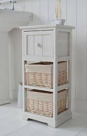 small bathroom storage furniture. Bathroom Furniture And Storage Including Free Standing White Cabinets, Wooden Towel Rails Accessories. The Lighthouse. Small E