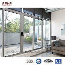 china balcony sliding aluminum door soundproof glass china aluminium door aluminum sliding door