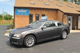 2013 Chrysler 300C Gray Used Sedan Sale
