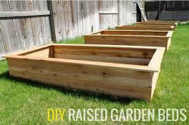 Small Picture Attractive Raised Garden Bed Blueprints 13 Unique Diy Raised