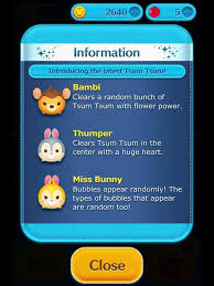 Tsum Exp Score Chart A Guide To Winning At Life And Disney Tsum Tsum