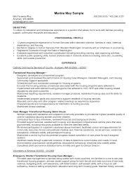 Awesome Collection Of Facility Manager Resume In Facilities Project