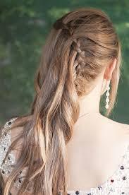 Hairstyle Waterfall 17 wonderful waterfall braid tutorials for your luscious locks 4874 by stevesalt.us