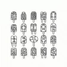 25 Printen Hello Kitty Ijs Kleurplaat Mandala Kleurplaat Voor Kinderen