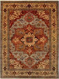 light blue wool rug dark copper light blue wool rug hand knotted rug safavieh handmade moroccan