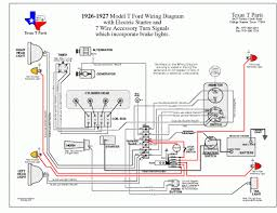 model a wiring diagram wiring diagrams model a ford wiring diagram cowl ls auto