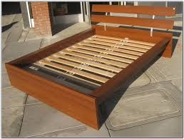 Before You Ikea Platform Bed Frame Inspirations With Queen Ideas Of