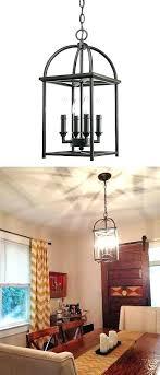 hanging bar lights home depot chandeliers bronze progress lighting 4 light antique foyer pendant above breakfast