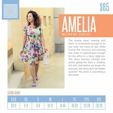 Lularoe Amelia Dress Size Chart See Our Current Collection