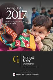 giving usa 2017 the annual report on philanthropy for the year 2016
