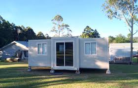 Foldable Houses Cheap Modular Cabin Expandable 20 Ft Foldable Container
