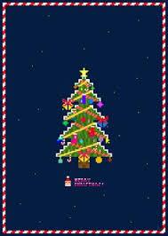 pixel tree in design
