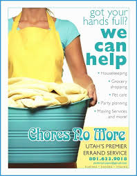 Housekeeping Flyers Templates Housekeeping Flyer Templates Free Inspirational 15 Cool Cleaning