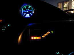 Blitz Black Light Gauges Old Skool Jdm Yo Bits Boost Controller Gauges Anything
