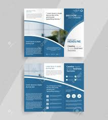 Brochure Trifold Template Free Tri Fold Brochure Template Free Download Psd Business