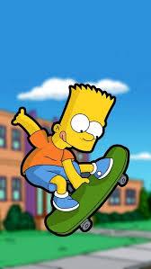 Veja mais ideias sobre desenho de et, desenho dos simpsons, imagem de fundo para iphone. Papel De Parede Os Simpsons Para Celular Papel De Parede The Simpsons Simpsons Art Bart Simpson